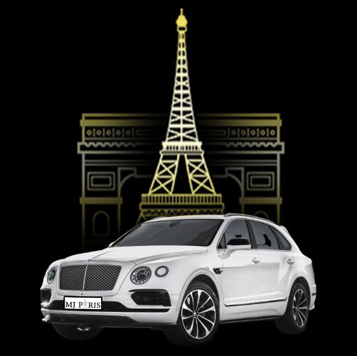 Rent a car with the driver – rent a Bentley with a driver in Paris